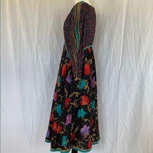 Vintage Dresses - Jeanne Marc Dress Size 8 10 Vintage